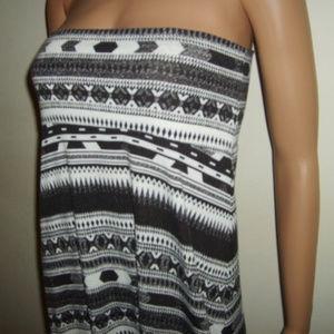 Dress Maxi Mossimo S/P Soft Stretchy Knit